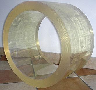 Kurtyny PVC